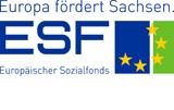 Finanziert aus Mitteln der Europäischen Union und des Freistaates Sachsen.